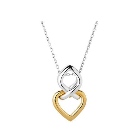 Infinite Love Pendant Necklace, ${color}