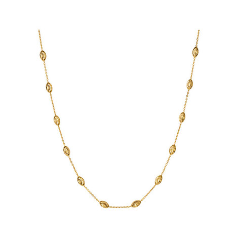 Essentials Beaded Chain 45cm, ${color}