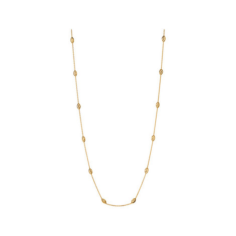 Essentials Beaded Chain 60cm, ${color}