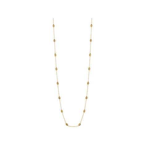 Essentials Beaded Chain 80cm, ${color}
