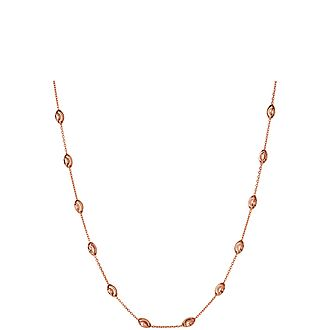 Essentials Beaded Chain 45cm