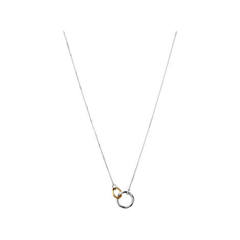 20/20 Silver and 18kt Gold Necklace, ${color}