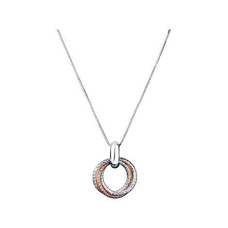 Aurora Cluster Necklace, ${color}