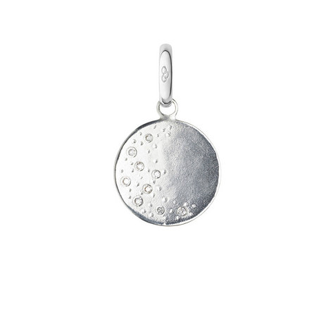 Watch Over Me Diamond Moon Charm, ${color}