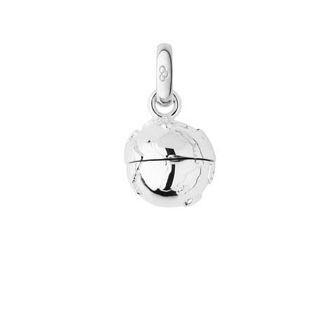 Globe Locket Charm, ${color}