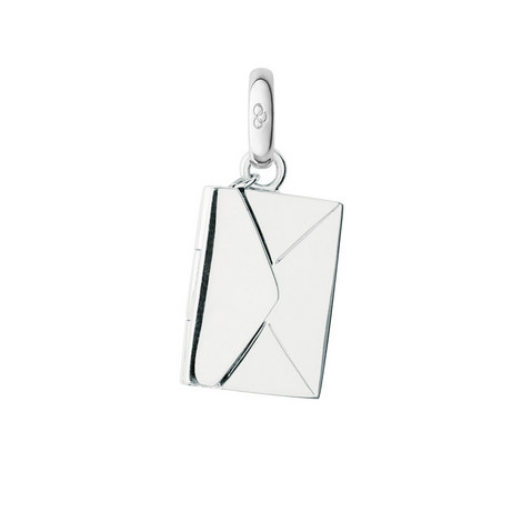 Sealed With A Kiss Envelope Charm, ${color}
