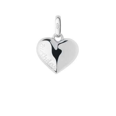 Birthday Heart Charm, ${color}