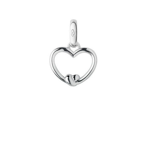 Tie the Knot Heart Charm, ${color}