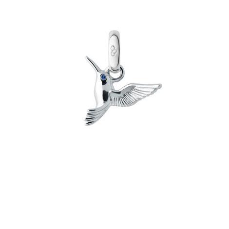 Sapphire Hummingbird Charm, ${color}