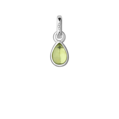 August Peridot Birthstone Charm, ${color}