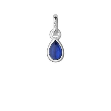 September Sapphire Birthstone Charm, ${color}