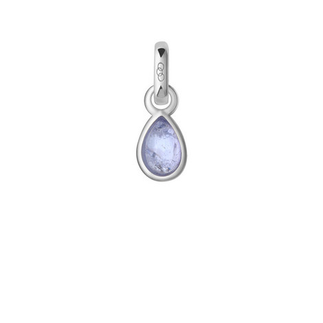 December Tanzanite Birthstone Charm, ${color}