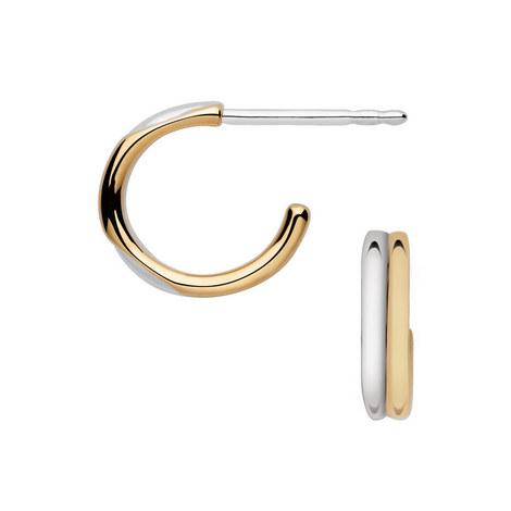 20/20 Hoop Earrings, ${color}