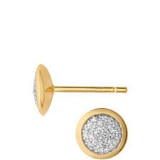 Diamond Essentials Pavé Earrings