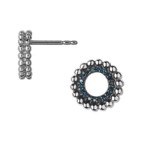 Effervescence Diamond Stud Earrings, ${color}