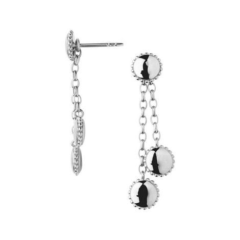 Amulet Versatile Drop Earrings, ${color}