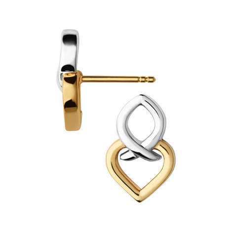 Infinite Love stud Earrings, ${color}
