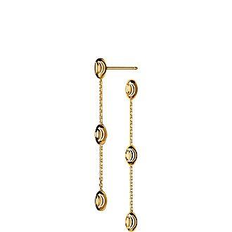Essentials Beaded Drop Earrings