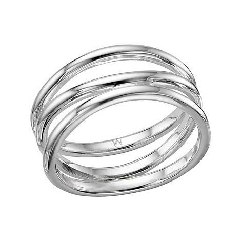 Essentials Infinite Triple Fix Ring, ${color}