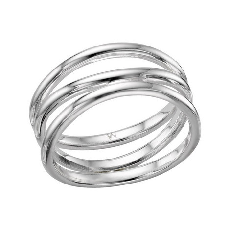 Essentials Infinite Triple Fix Ring, ${color}