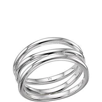 Essentials Infinite Triple Fix Ring