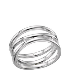 Essentials Infinite Triple Fix Ring