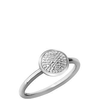 Diamond Essentials Pavé Ring