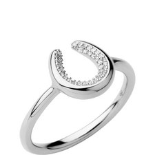 Ascot Diamond Essentials Horseshoe Ring