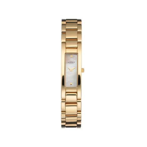Selene Mother-of-Pearl Bracelet Watch, ${color}
