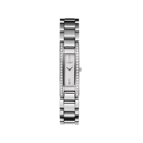Selene Slim Sapphire Bracelet Watch, ${color}