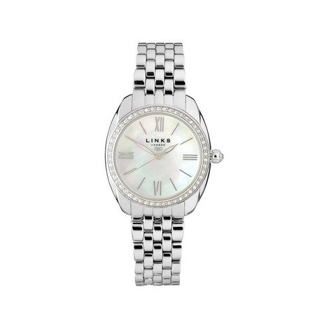 Bloomsbury Crystal Bracelet Watch, ${color}