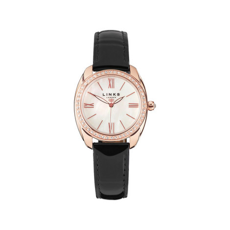 Bloomsbury Vintage Crystal Watch, ${color}