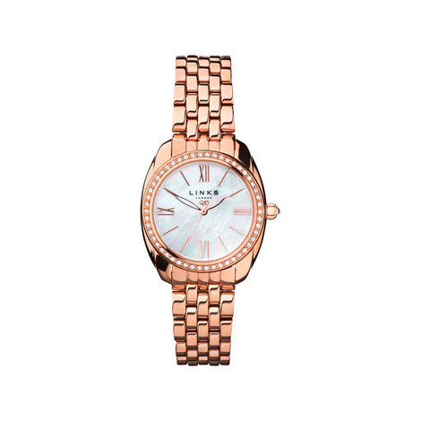 Bloomsbury Crystal Bracelet Watch, ${color}