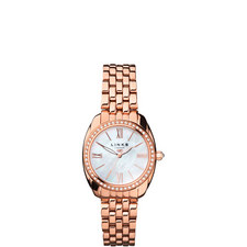 Bloomsbury Crystal Bracelet Watch