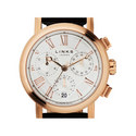 Richmond Gold Plate Chronograph Watch, ${color}