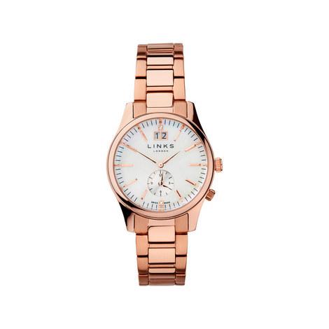 Regent Rose Gold Watch, ${color}