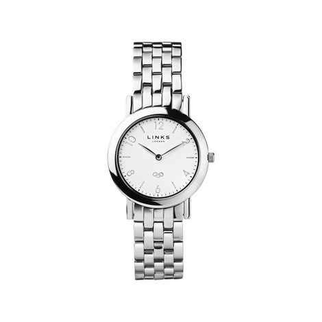 Noble Slim Bracelet Watch, ${color}