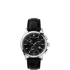 Regent Leather Dial Watch
