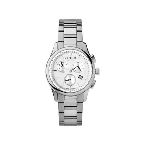 Regent Chronograph Bracelet Watch, ${color}