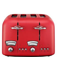 Argento Four Slice Toaster