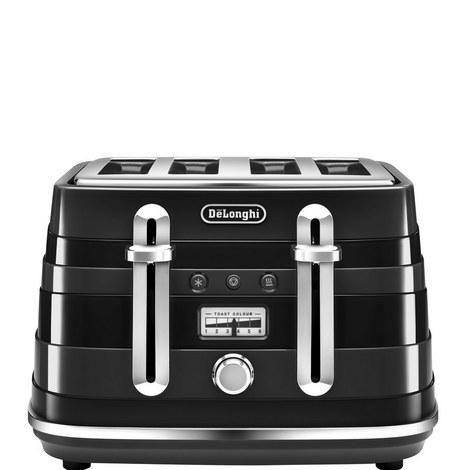 Avvolta Four Slice Toaster, ${color}