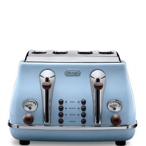 Vintage Blue Toaster 3.18Kg, ${color}