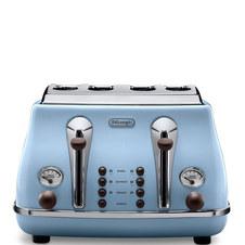 Vintage Blue Toaster 3.18Kg