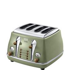 Icona Vintage Toaster CTOV4003