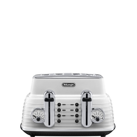 White Scultura Toaster, ${color}
