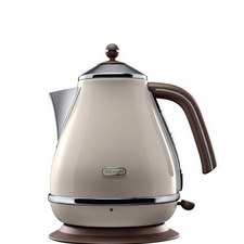 Vintage Icona Cream Kettle 1.28Kg