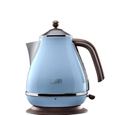 Vintage Blue Icona Kettle 1.28Kg