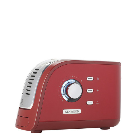 Turbo Two Slot Toaster, ${color}