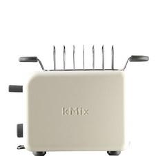 2 Slice Toaster TTM022
