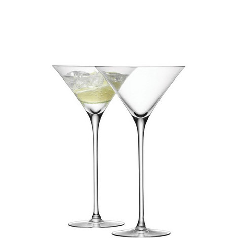 Celebrate Bar Cocktail Glass Set of 2, ${color}